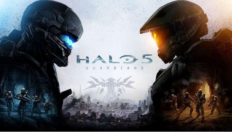 Halo 5 Guardians : un aperçu de gameplay sur la première mission