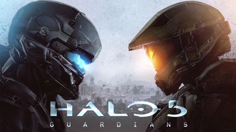 Test – Halo 5 : Guardians – c'est la fête du Spartan
