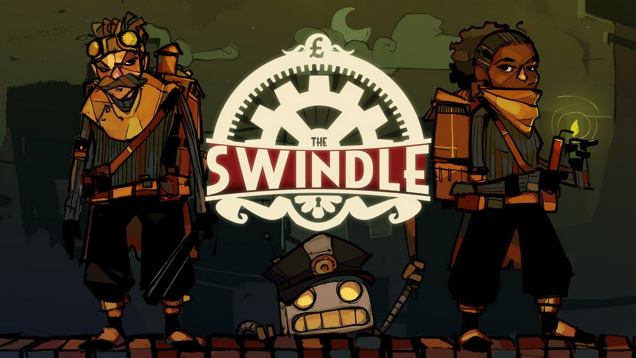 The Swindle : découverte et présentation du gameplay en vidéo