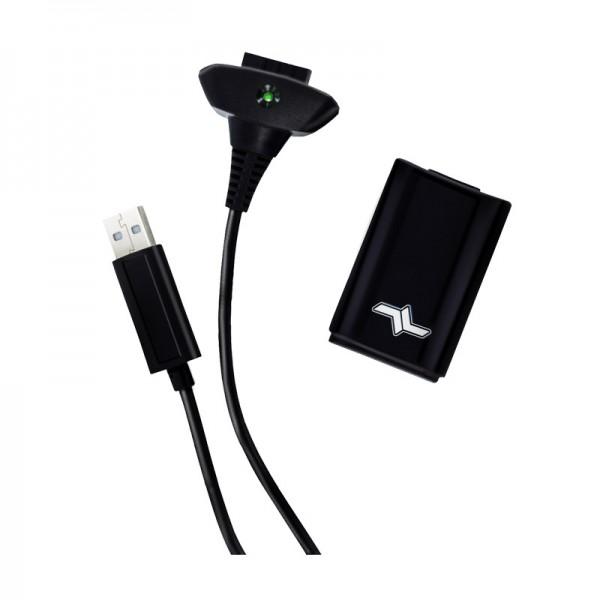 Test – Trousse de chargement pour manette Xbox 360 d'I-Con