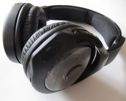 Les écouteurs de l'AG 9 sont moins épais que l'AG 7