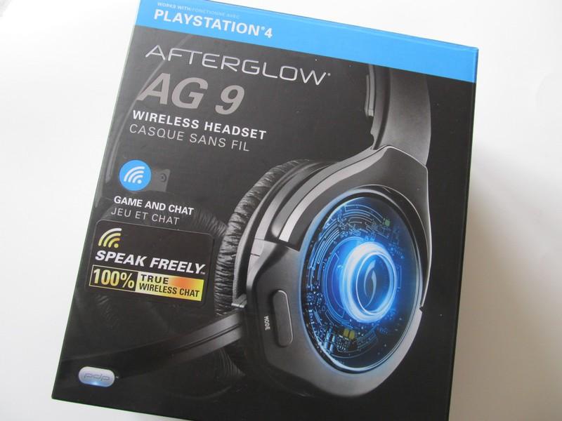 Test – Afterglow AG 9 : notre avis sur un casque pour Xbox One et PS4