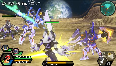 Les combats à plusieurs robots peuvent Être sympathiques