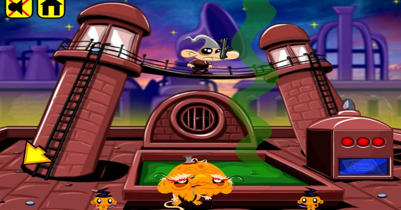 Jeu gratuit de la semaine : Monkey Go Happy Bats