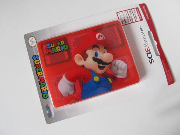 Avis : boitier et porte-clés de rangement pour cartouches 3DS
