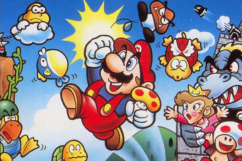 Les 30 ans de Super Mario Bros. : que de bons souvenirs