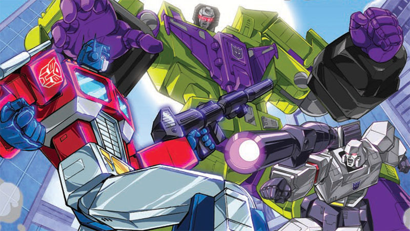 Test – Transformers Devastation : Autobots, transformations !