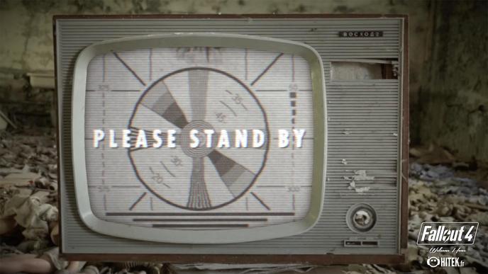 Fallout 4 : Une bande-annonce tournée près de Tchernobyl