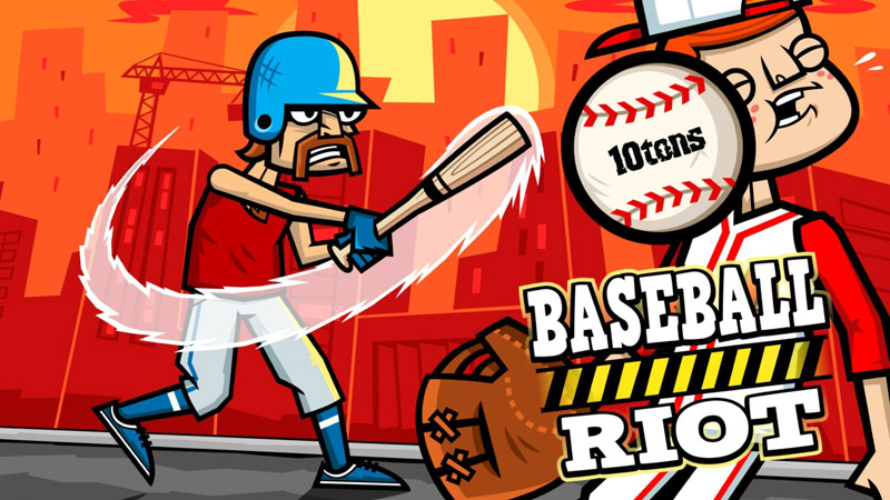 Test – Baseball Riot : un clône d'Angry Birds sur Xbox One