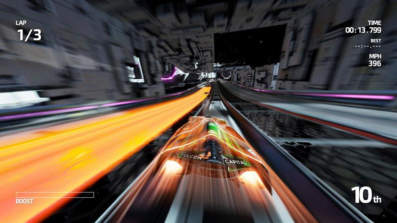 Test – Fast Racing Neo : un semblant de WipEout sur Wii U