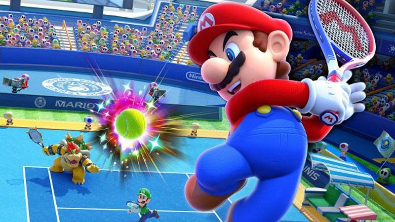 Test – Mario Tennis Ultra Smash : pas assez c'est comme trop