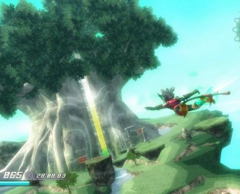 Le royaume du ciel de Garuda