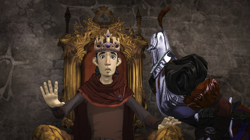 Test – King's Quest – Chapitre 2 : La grande évasion