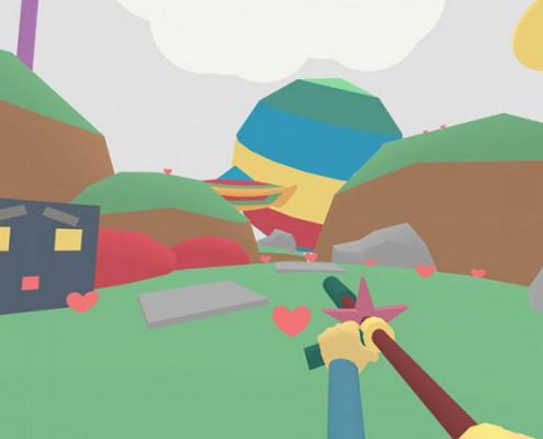 Il faut tirer sur le machin rouge