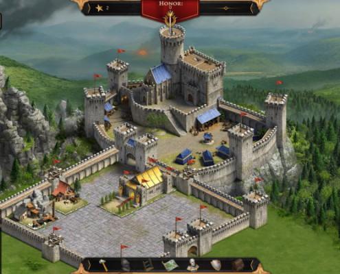 Ho le beau château !