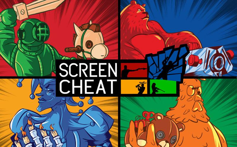 Test – Screencheat : un jeu où il faut tricher sur Xbox One et PC