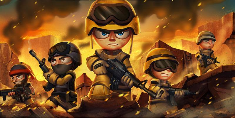 Test – Tiny Troopers Joint Ops : c'est la guerre chez les minis