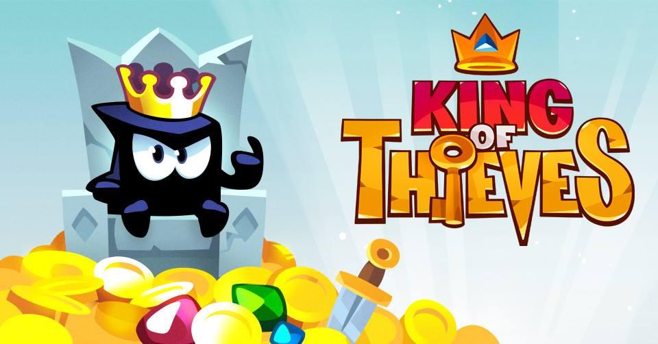Jeu gratuit de la semaine : King of Thieves