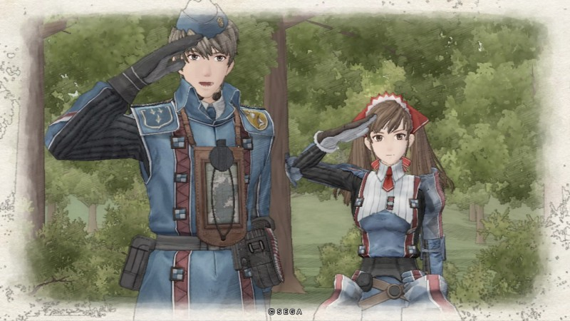 Test – Valkyria Chronicles Remastered : La guerre en cell-shadding