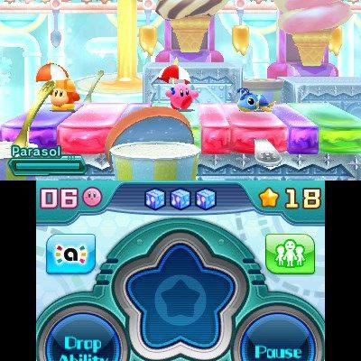 Du bon Kirby en perspective