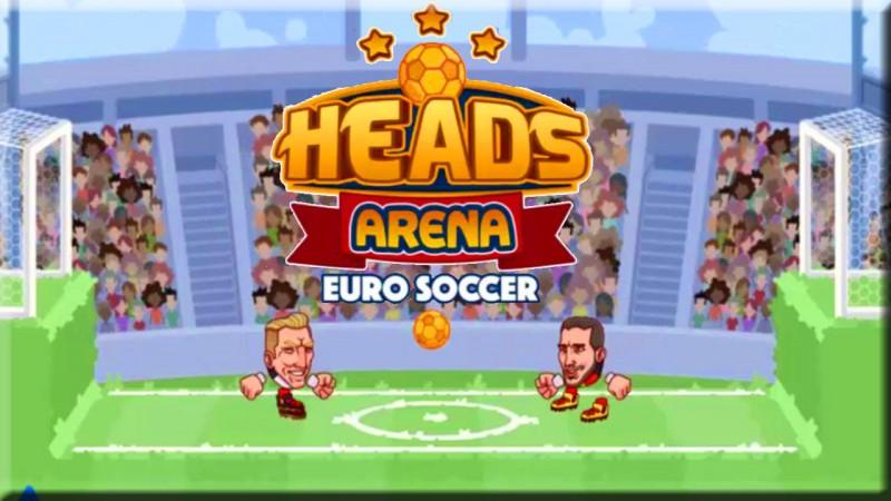 Jeu gratuit de la semaine : Heads Arena Euro Soccer