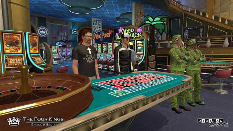 Visiter et jouer dans un casino avec la réalité virtuelle