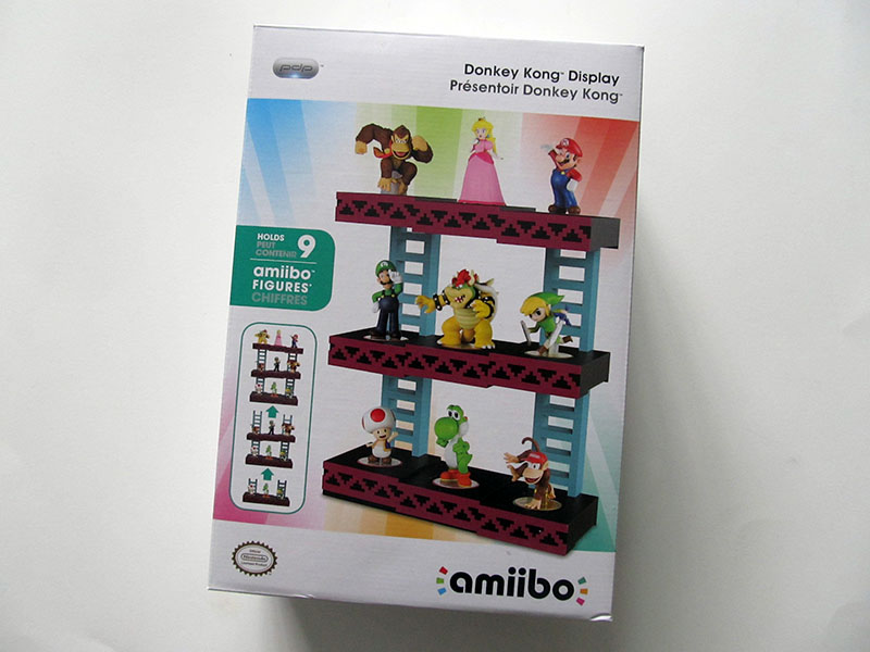 Test – Présentoir Donkey Kong pour Amiibo – PDP