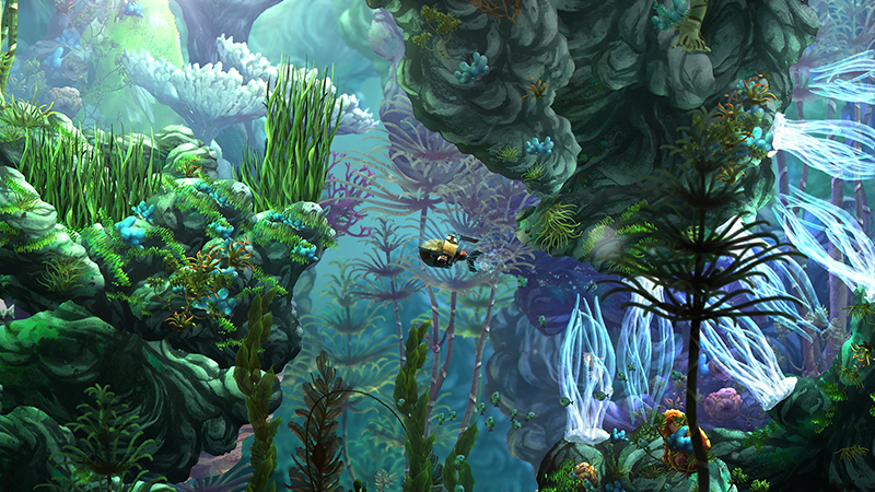 Test – Song of the Deep : on tombe à l'eau en profondeur
