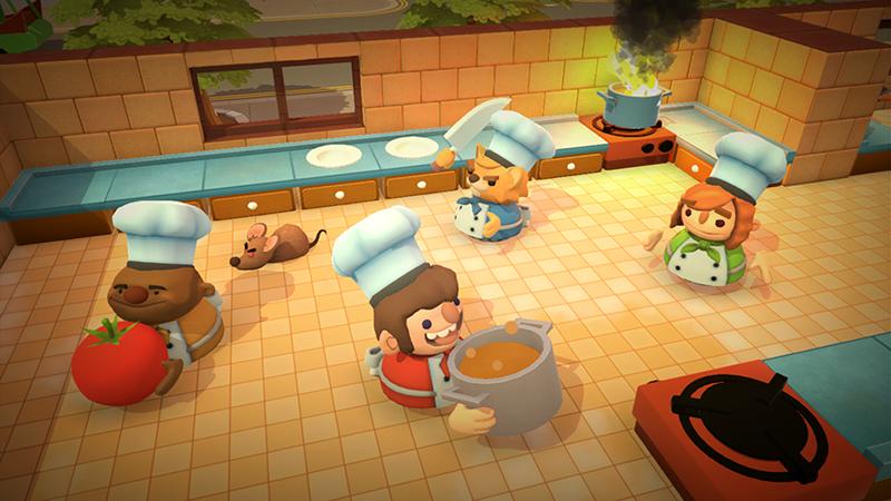 Test : Overcooked : de la cuisine entre amis