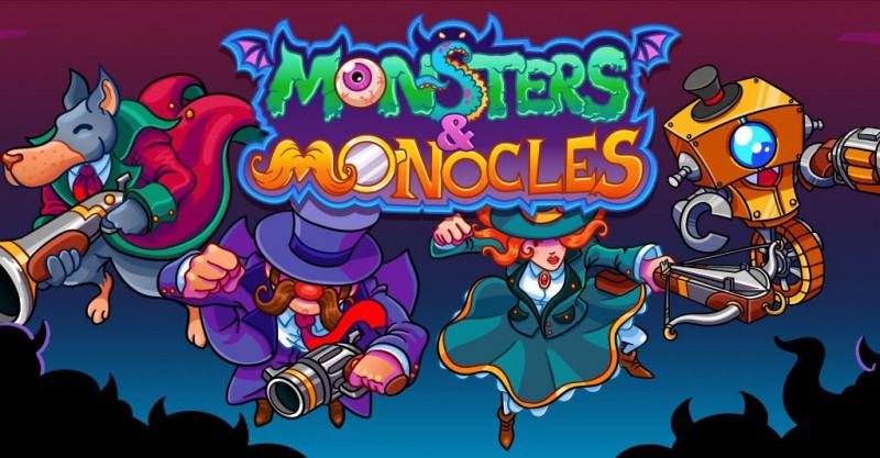 Monsters & Monocles : Aperçu et présentation en vidéo