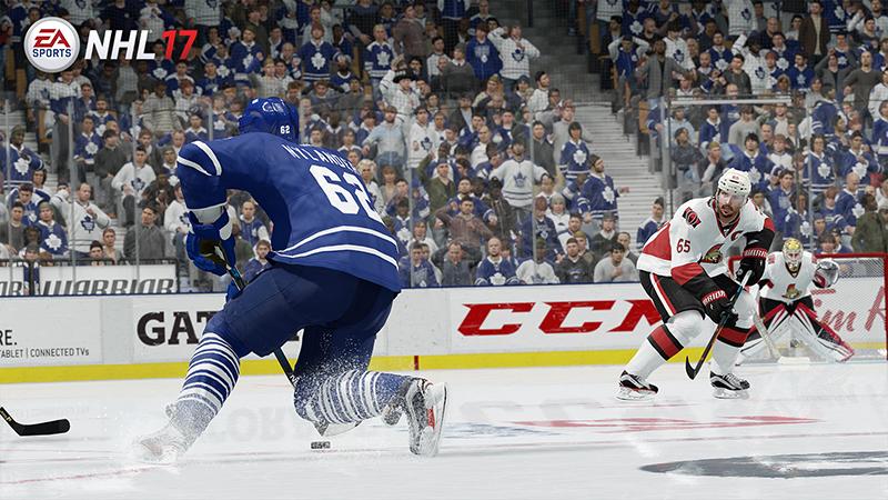 Test – NHL 17 : Dans la cours des grands champions