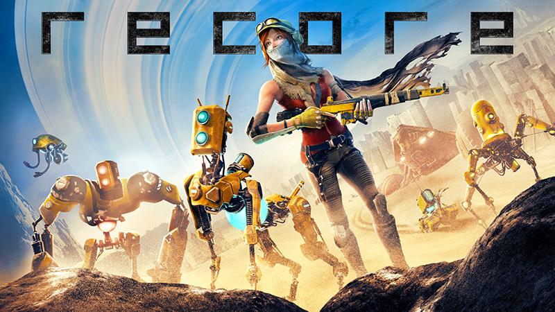 RECORE : aperçu des premières minutes du jeu sur Xbox One