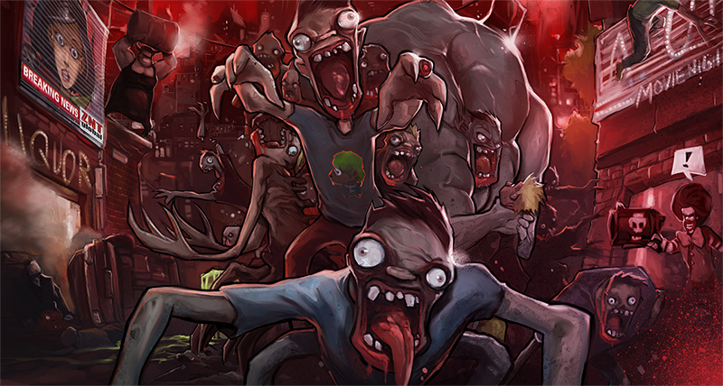 Test – Zombie Night Terror : Des Lemmings en mode zombie. Il fallait l'oser