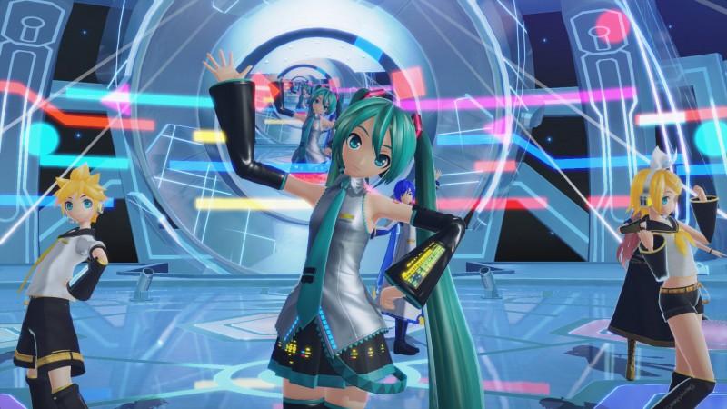 Test – Hatsune Miku Project Diva X : Jem et les Hologrammes