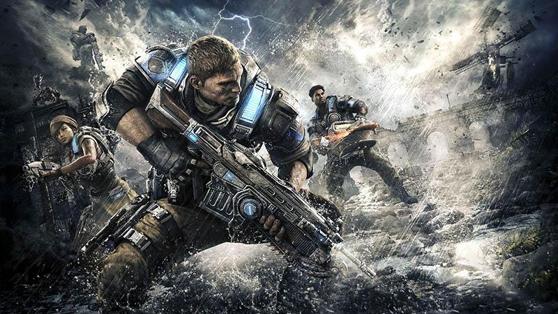 Gears of War 4 : nos impressions en vidéo