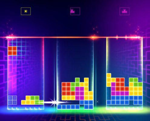 Cela ressemble à Tetris