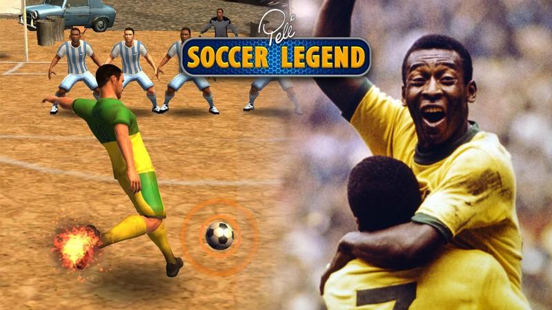 Pele : Soccer Legend arrive sur le web