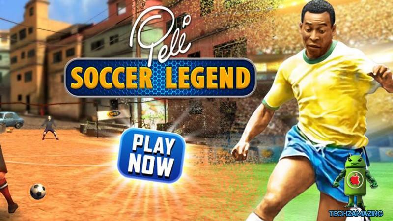 Jeu gratuit de la semaine : Pelé Soccer Legend