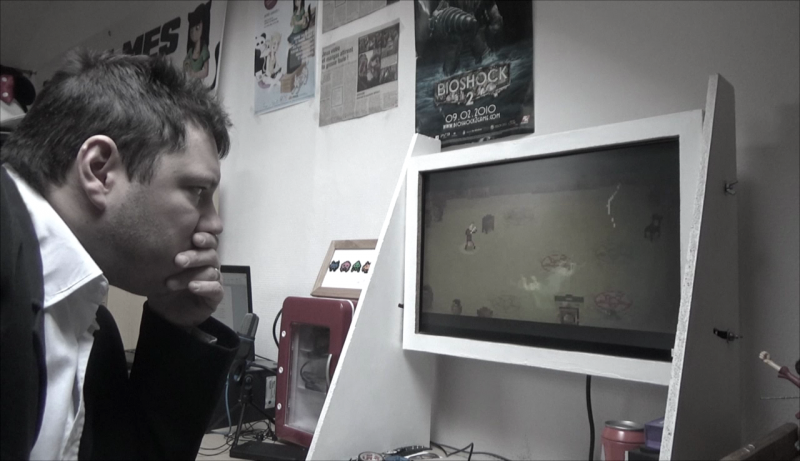 Dossier Sensible – Episode 06 – Les jeux Pixel Art