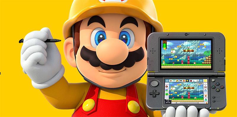 Test – Super Mario Maker 3DS : De la création en nomade