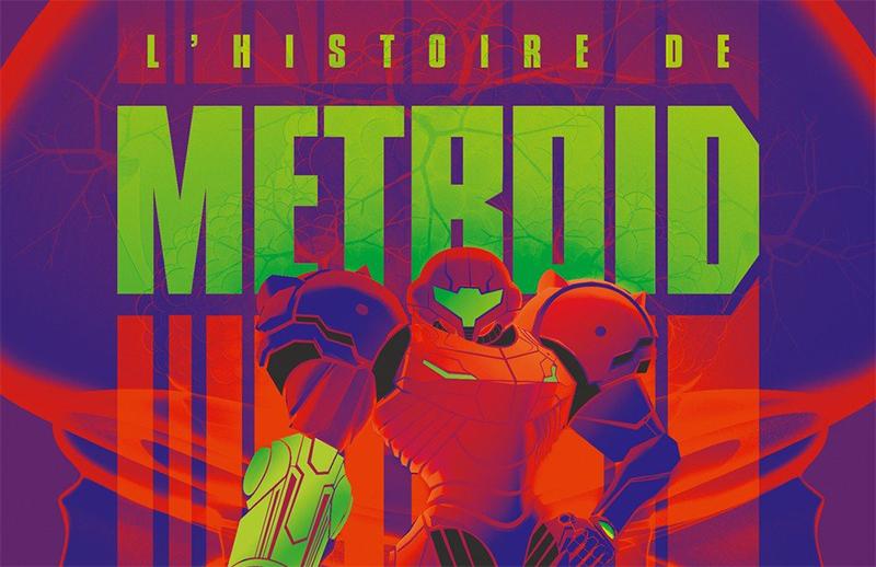 L'histoire de Metroid, édition Pix'n Love : notre avis sans armure