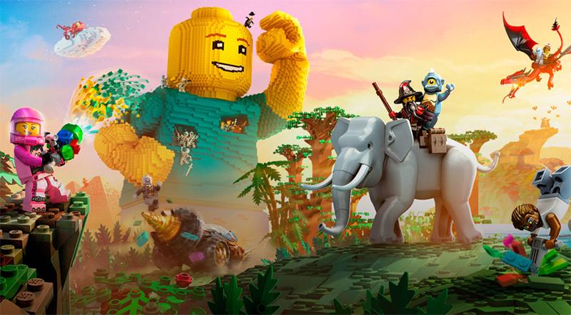 Test – LEGO Worlds : de la construction plein les yeux