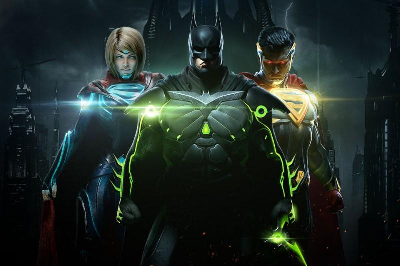 Test – Injustice 2 : Batman VS Superman, the video game