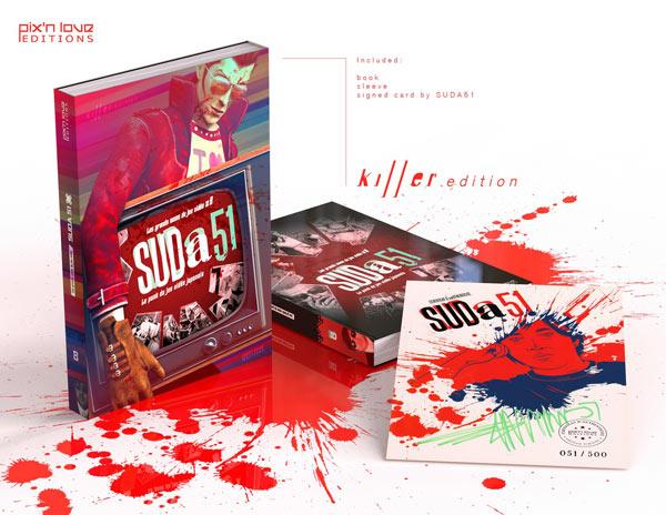 Les grands noms du jeu vidéo : Suda51, chez Pix'n Love – Notre avis
