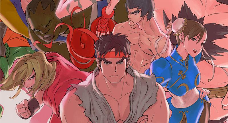 Test – Ultra Street Fighter 2 : The Final Challengers