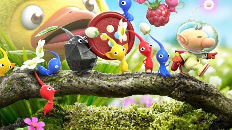 Test – Hey! Pikmin : Les créatures envahissent la 3DS