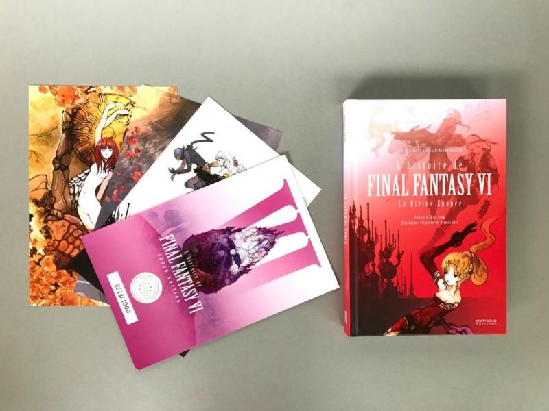 L'histoire de Final Fantasy VI : La divinie épopée – Notre avis