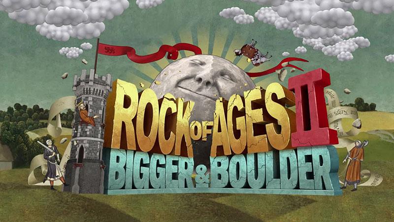 Test – Rock of Ages 2 : Bigger and Boulder