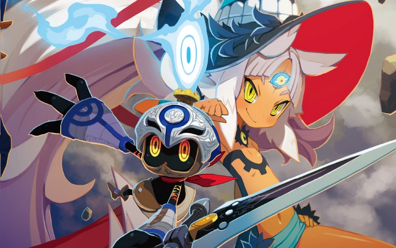 The Witch and the Hundred Knight 2 sur Playstation 4 en 2018