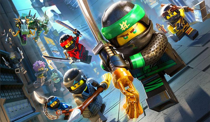 Test – LEGO Ninjago, le film : le jeu vidéo